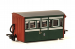 GR-556 Peco Ffestiniog 'Bug Box' Early Preservation Livery, 3rd Class